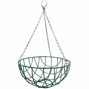 "16"" Hanging Basket Heavy Duty 4 chains"