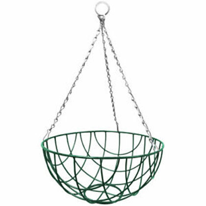"""16"""" Hanging Basket Heavy Duty 4 chains"""