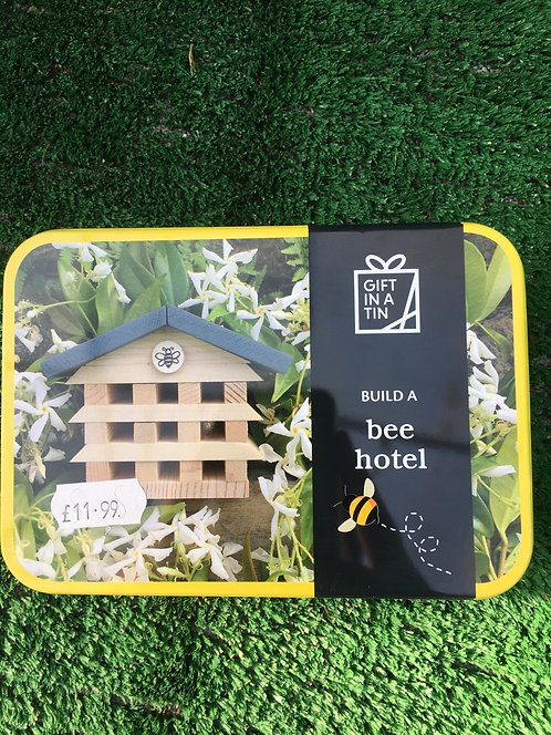 Gift In a Tin 'Build a Bee Hotel'