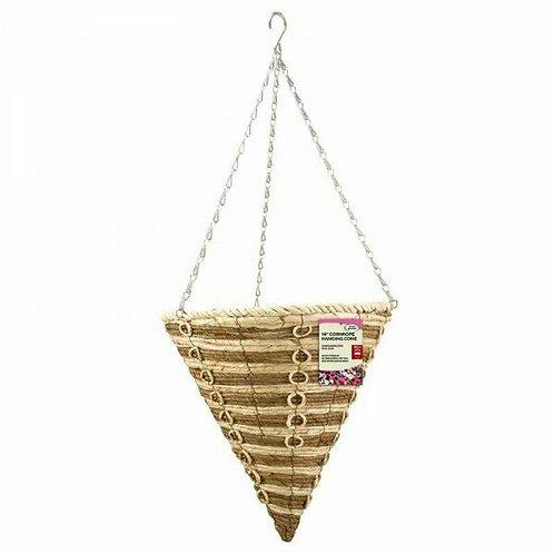 """14"""" SG Cornrope Hanging Cone"""
