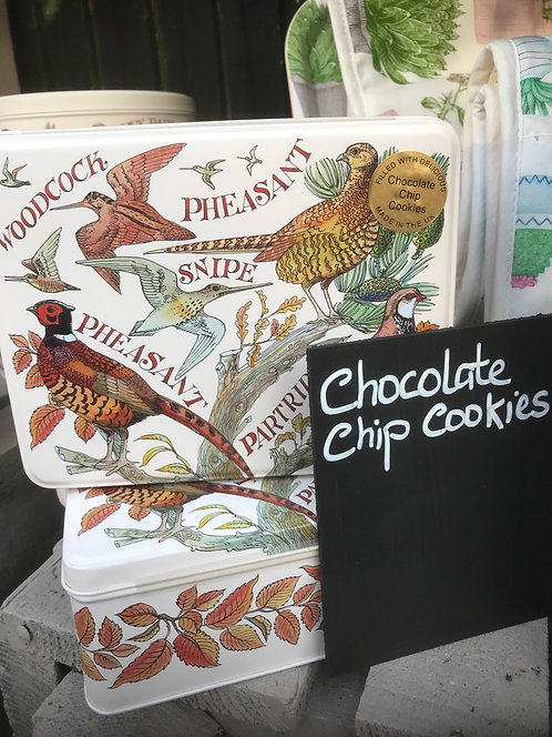 Emma Bridgewater Game Bird Choc Chip Cookies