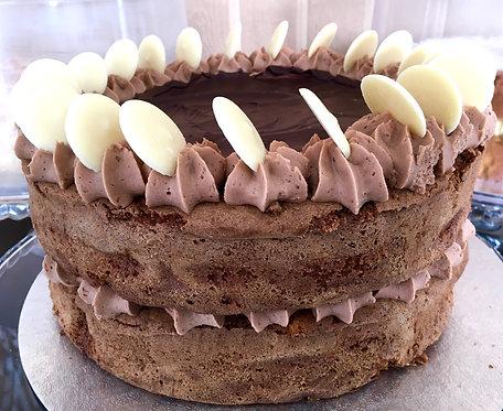Decorated Cake (12 slices)