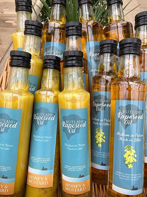 Rutland Honey and Mustard Dressing 250ml