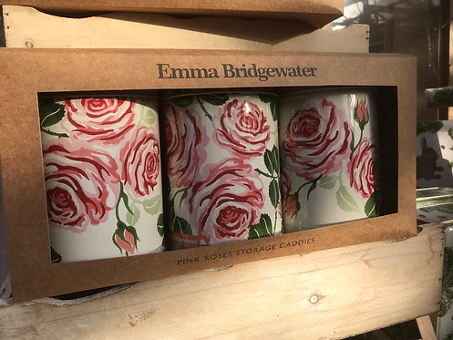 Emma Bridgewater Storage Caddies