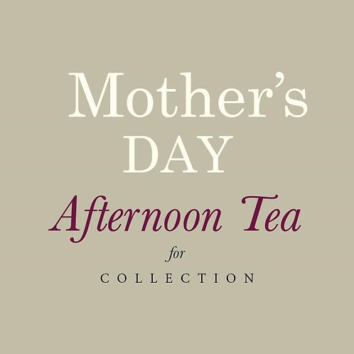 Mother's Day Afternoon Tea for 1