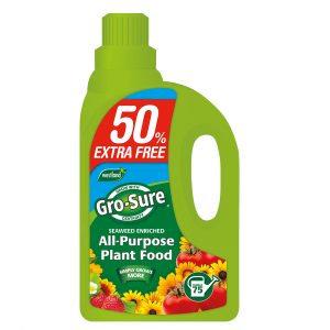 Gro-Sure All Purpose Plant Food 1l