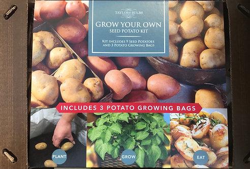 Seed Potato Kit