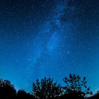 Starry night, August