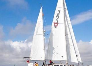 Round The World Voyage Investigating Ocean Plastic Pollution