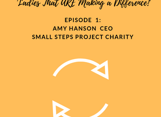 New Meaningful Podcast Series            with Amy Hanson - Episode 1