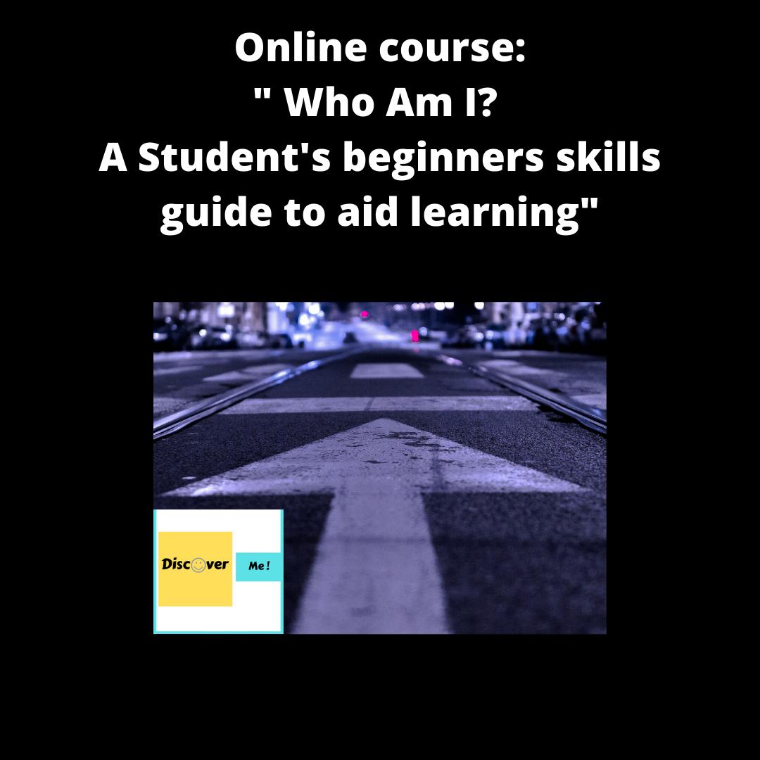 Online personal development course.
