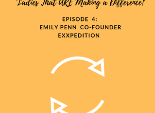 Episode 4 : 'Ladies that are making a difference!' with Emily Penn