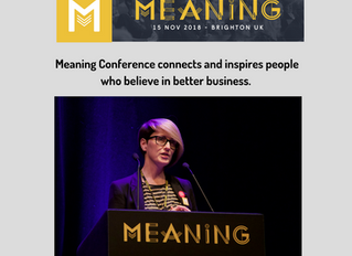 Interview with Louise Ash, Director of Meaning