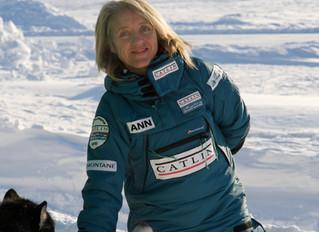 Interview with Polar Explorer and GB Adventurer Ann Daniels