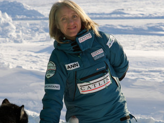Interview with Polar Explorer and GB Adventurer Ann Daniels