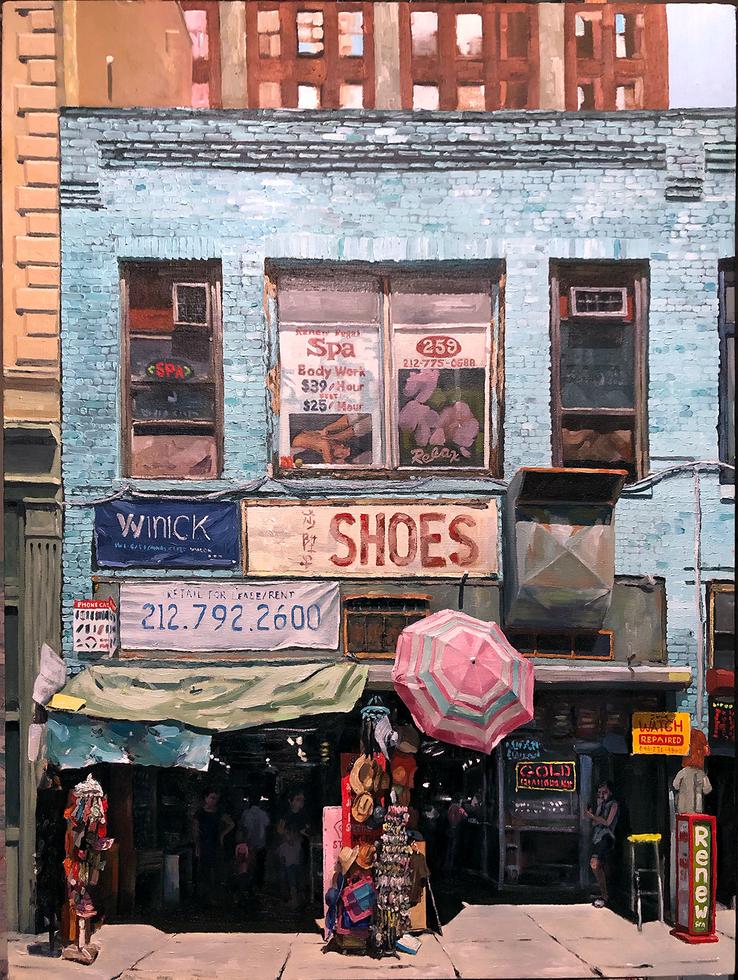 Chinatown at High Noon