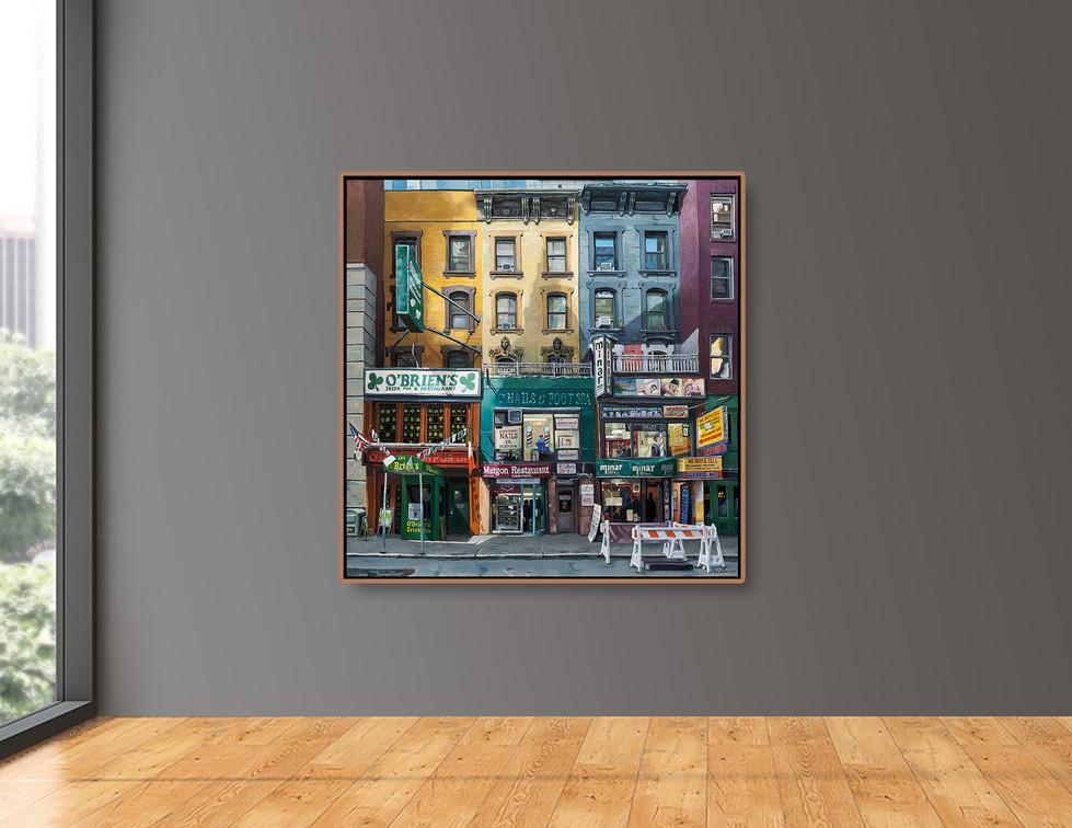 46th Street Off Broadway