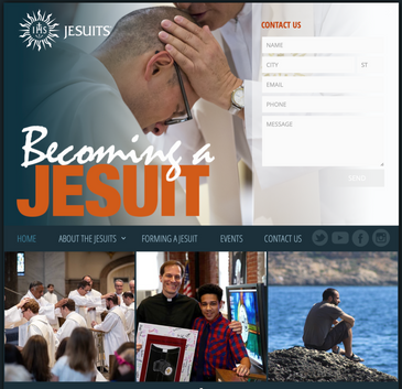 Jesuits Website