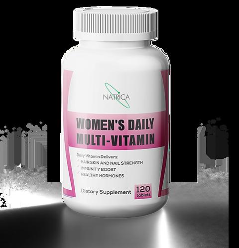 Natrica Women's Multi-Vitamin (120 ct): 2 for 1!