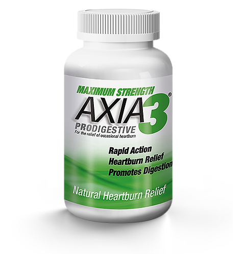 Axia3 Max Strength ProDigestive Heartburn Relief (90 ct)
