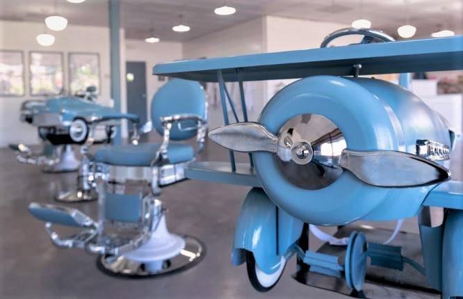 Kids Salon Chairs