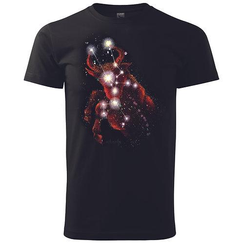 Pánské tričko zvěrokruh - BÝK