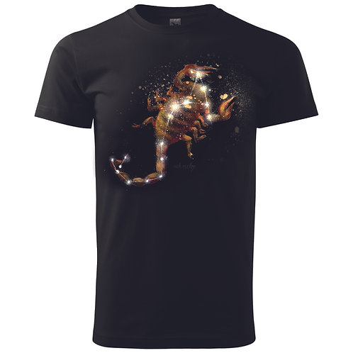 Pánské tričko zvěrokruh - ŠTÍR