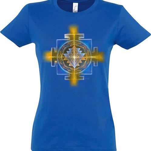 Dámské tričko - JANTRA VĚDOMÍ