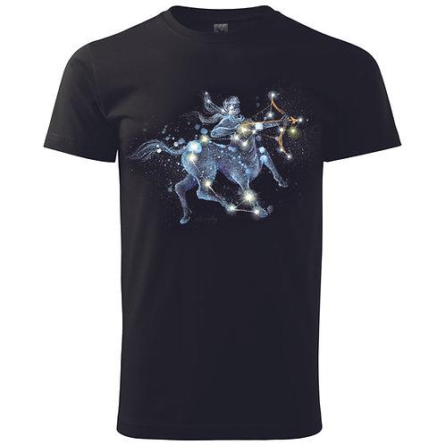 Pánské tričko zvěrokruh - STŘELEC
