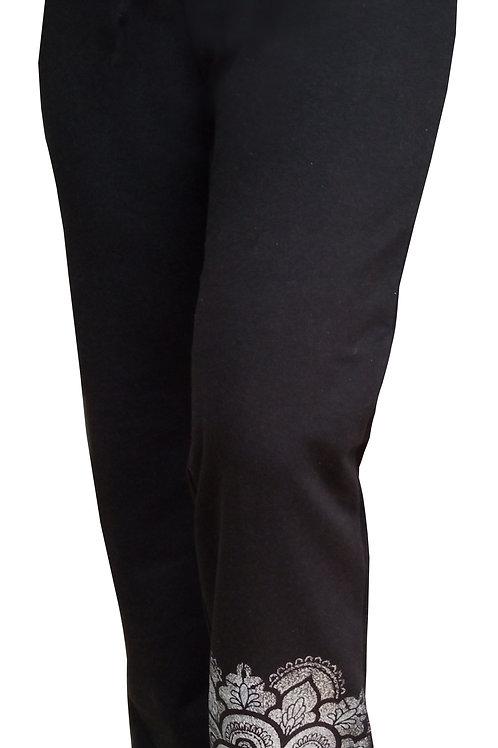 Dámské kalhoty - MANDALA ŽIVOTA