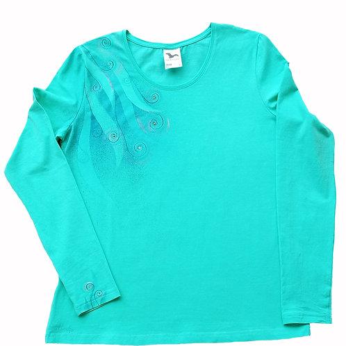 Malované tričko - NĚHA