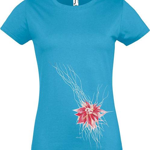 Dámské tričko - KVĚT