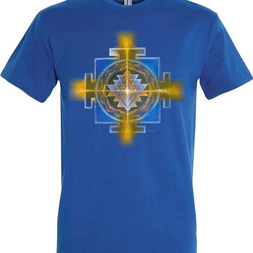 Pánské tričko -JANTRA VĚDOMÍ