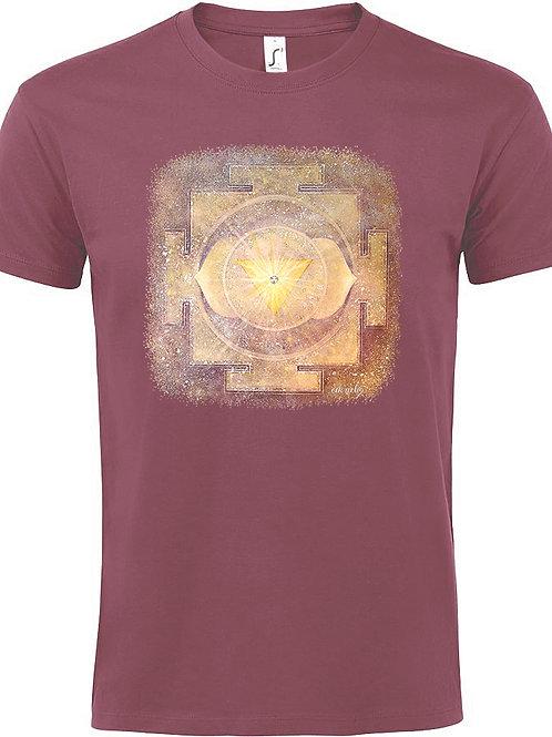 Pánské tričko -JANTRA INTUICE  6.čakra