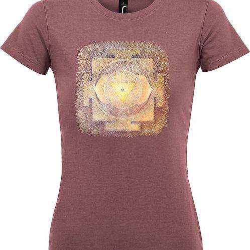Dámské tričko - JANTRA INTUICE  6.čakra