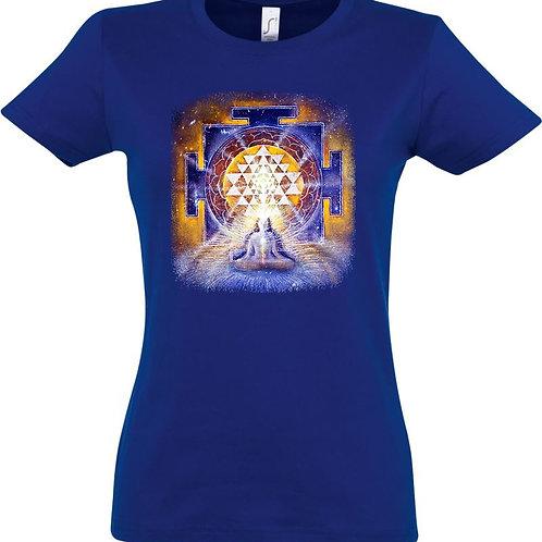 Dámské tričko - ŠRÍ JANTRA POZNÁNÍ
