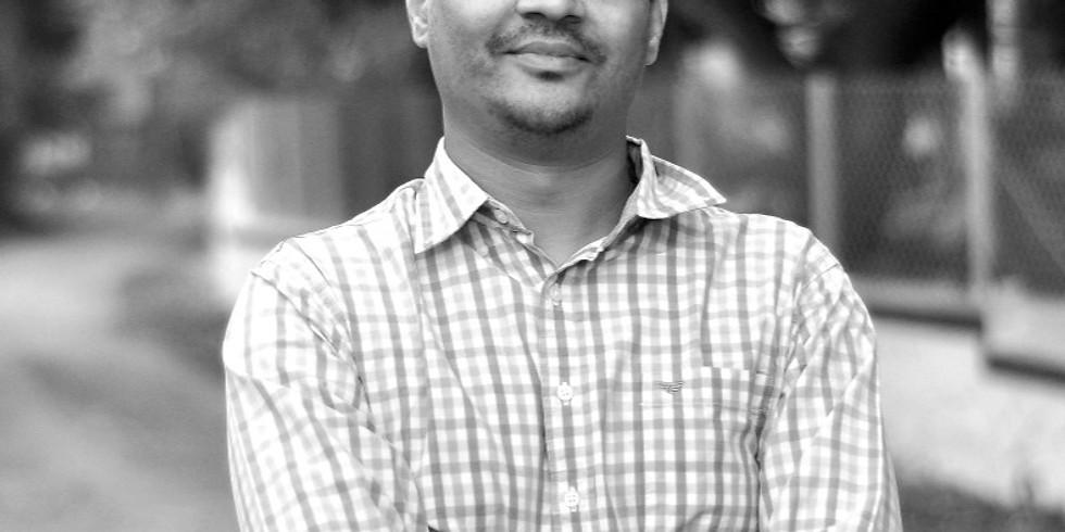 8 PM :: Artist Talk - Indrajit Khambe