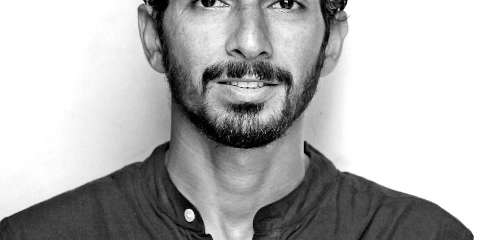 8 PM :: Artist Talk - Adnan Abidi