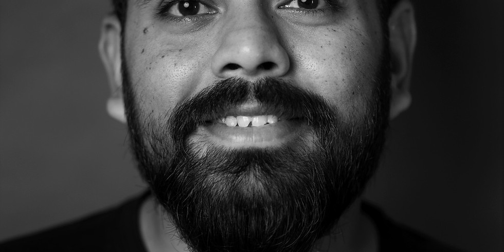 8 PM :: Artist Talk - Vinod Venkapalli