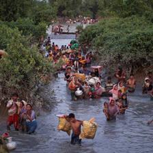 Drifting lives - Rohingya