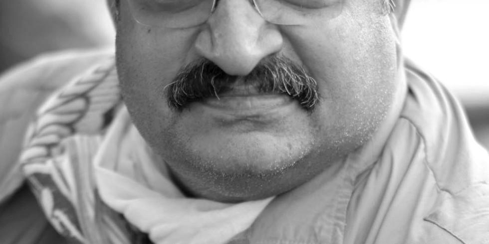8 PM :: Artist Talk - T Narayan