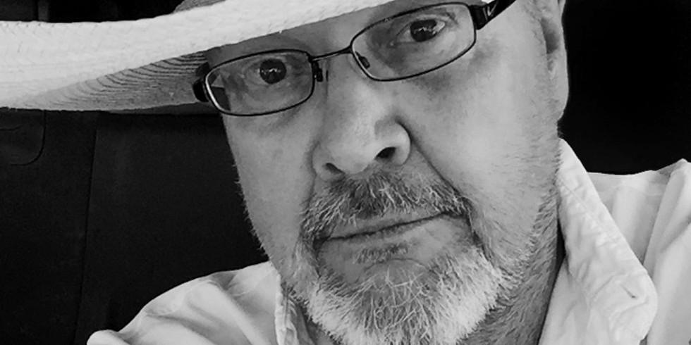 8 PM :: Artist Talk - Jack Dykinga