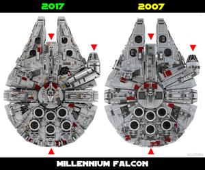 Falcon best studs