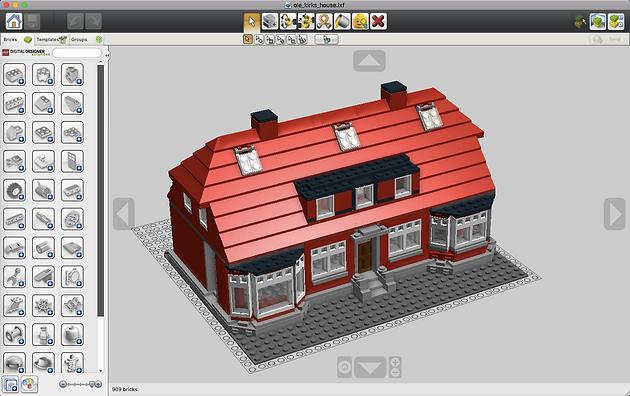 Battle Of Lego Design Software Ldd Vs Studio Brick Hello All