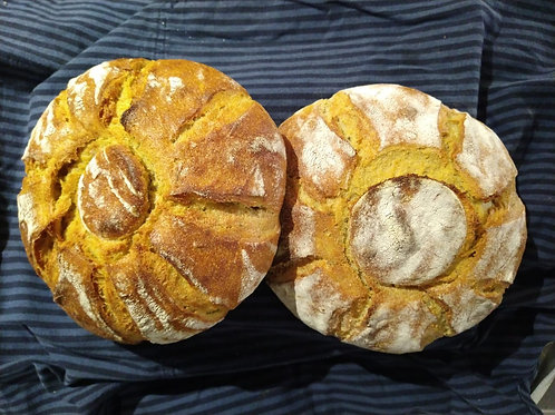 Sourdough de Calabaza