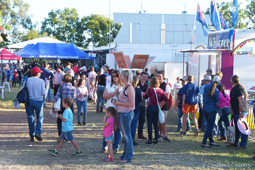 The 87th Monto & District Show had numbers swelling over the two-day event.