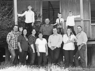 A Family's Sunday Best