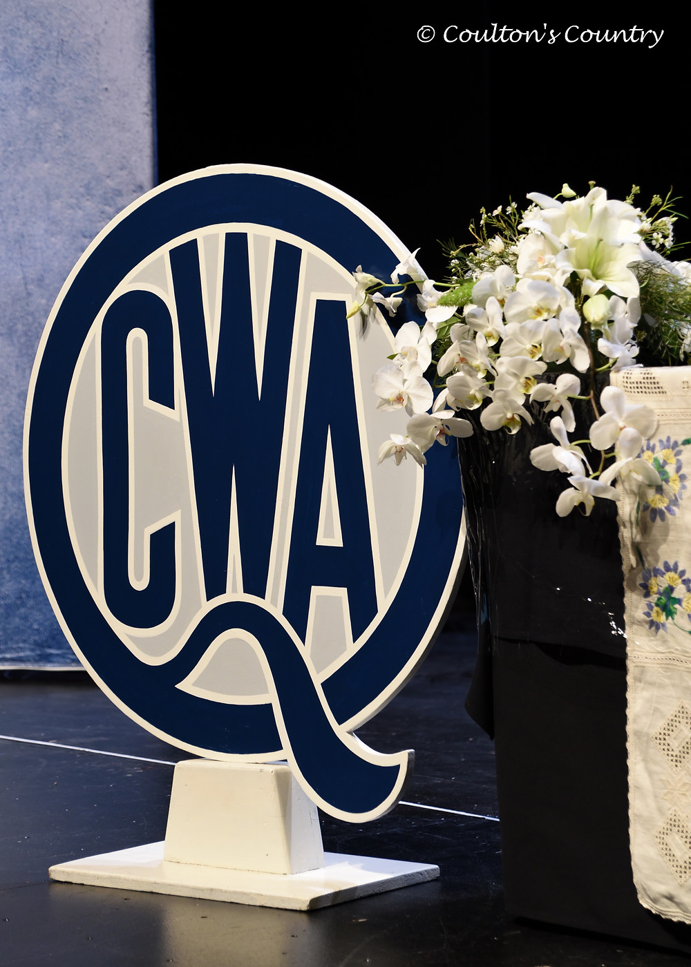 QCWA work tirelessly behind the scenes to help those in need and just lending a helping hand.