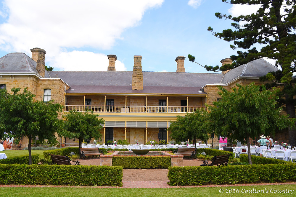Jimbour House is a historical homestead which is perfect for any event.