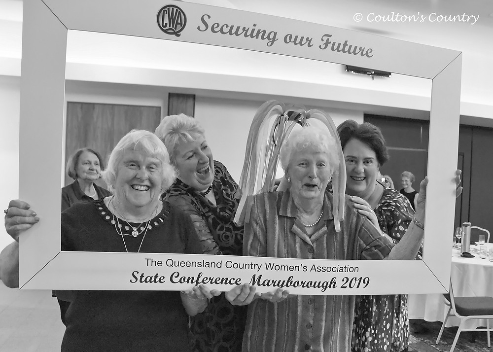 Plenty of laughter and fun times are had at the annual stat conference.